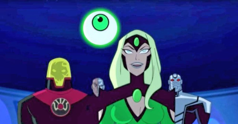 Justice League Vs The Fatal Five Movie Review My Comic Book Opinion